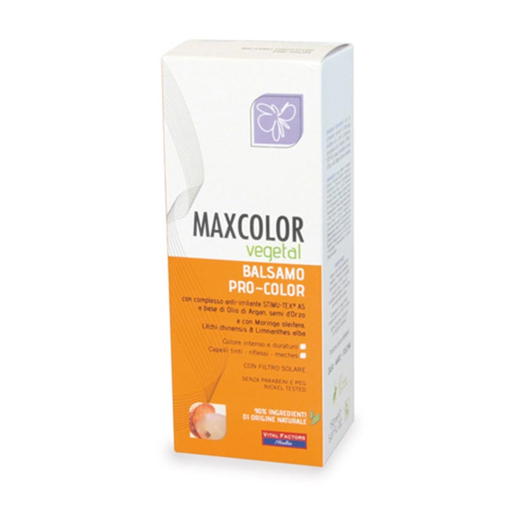 Vital Factors MaxColor Vegetal Balsamo Pro-Color 150 ml