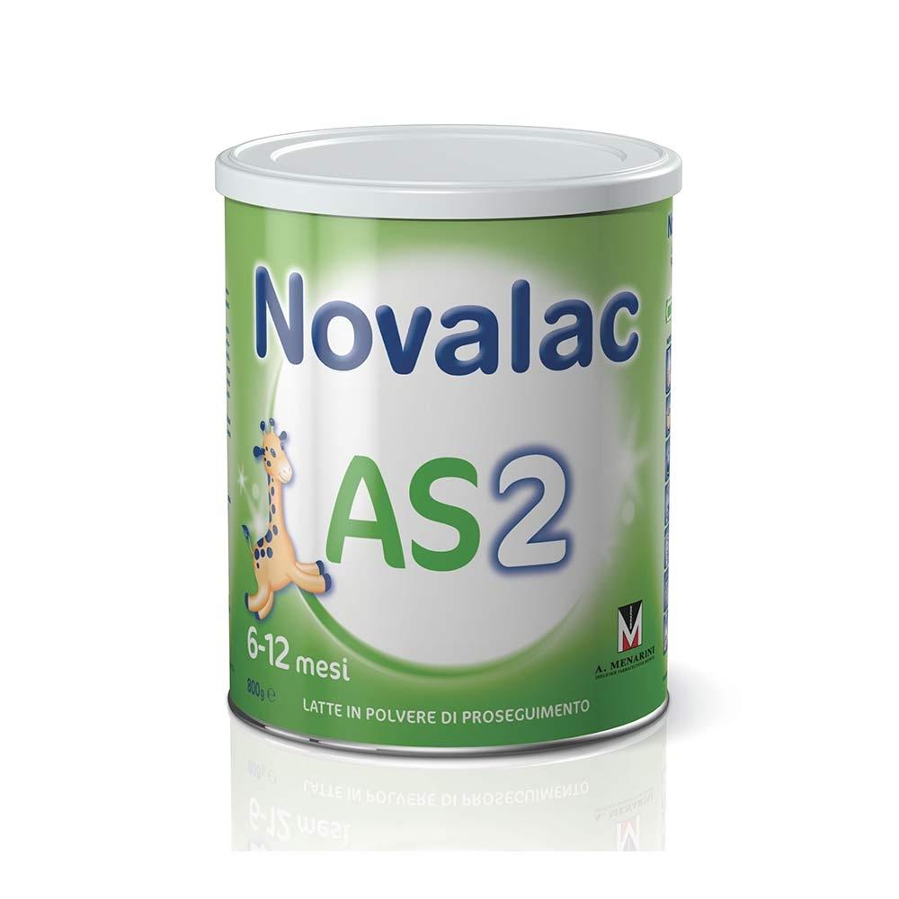NOVALAC AS 2 LATTE POLVERE800G-934858984