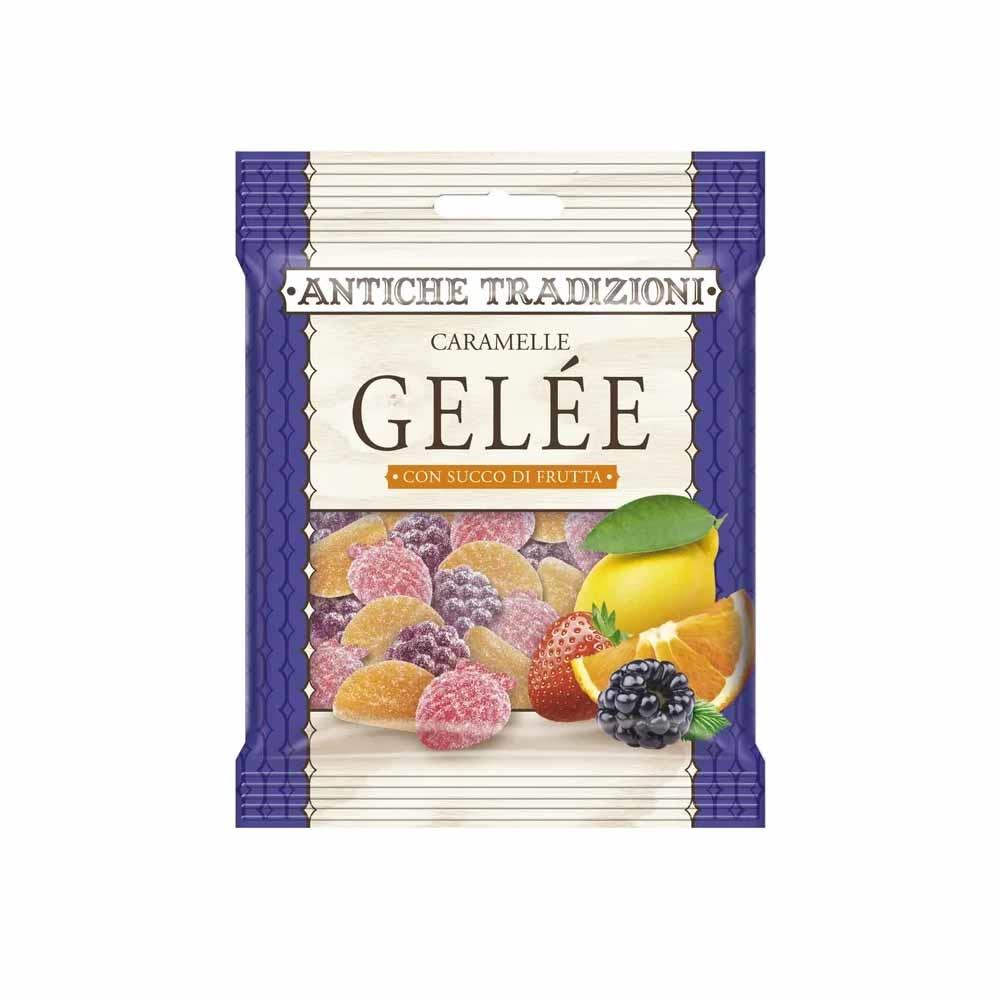 Perfetti Van Melle Antiche Tradizioni Caramelle Gelèe 60 g