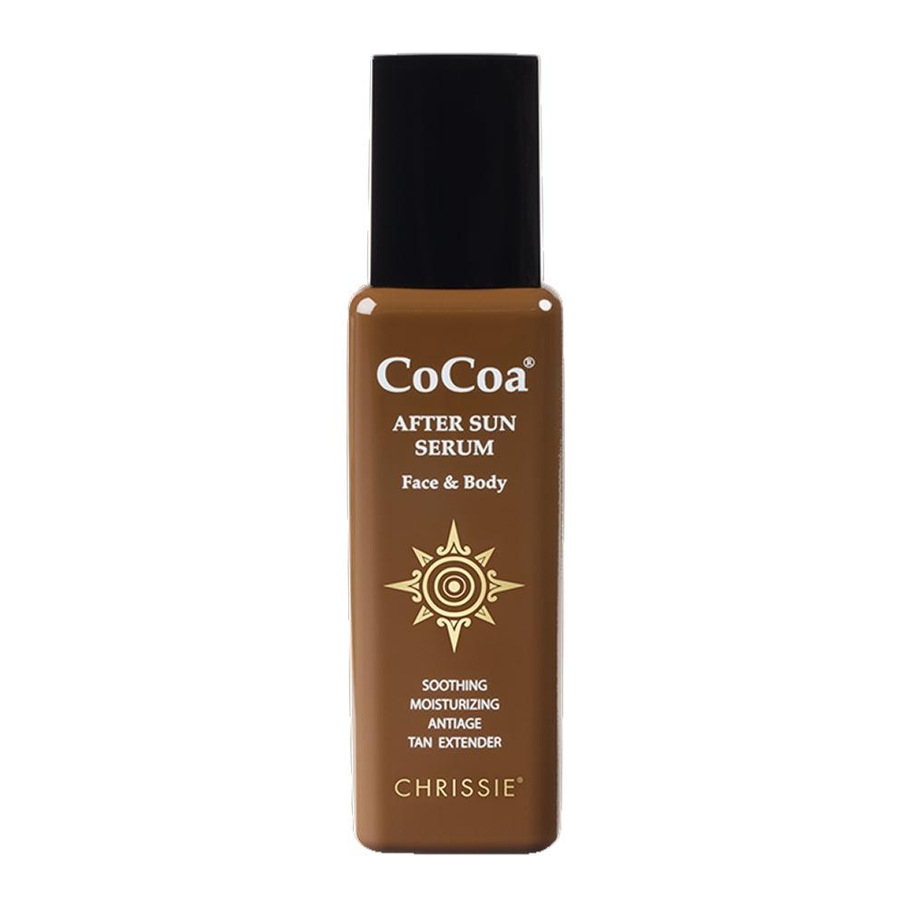 CHRISSIE COSMETICS Cocoa After Sun Serum Siero Doposole Viso E Corpo 150 ml