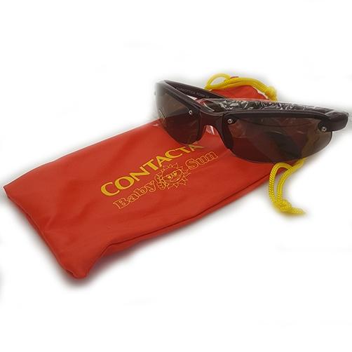 Contacta Baby Sun Red Modello 01 Occhiali Da Sole Per Bambini offerta