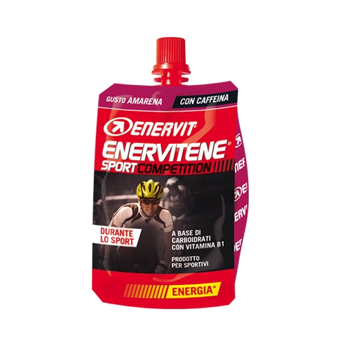 Enervit Sport Competition Gusto Amarena 1 Cheerpack 60 ml