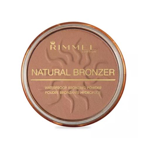 Rimmel Terra Abbronzante Compatta Natural Bronzer SPF15 021 Sun Light 14 g