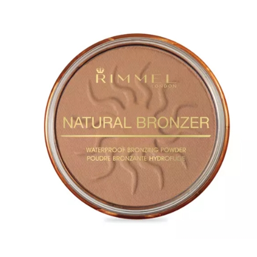 Rimmel Terra Abbronzante Compatta Natural Bronzer SPF15 022 Sun Bronze 14 g