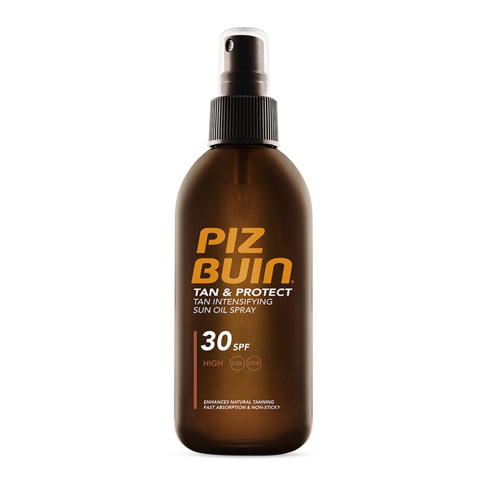 Piz Buin Tan And Protect SPF30 Olio Spray Acceleratore Dell