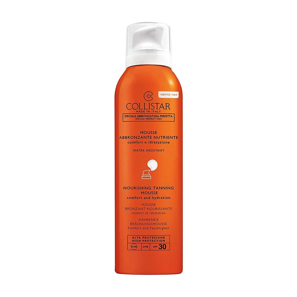 Collistar Sun Mousse Abbronzante Nutriente Idratante Spf30 200 ml