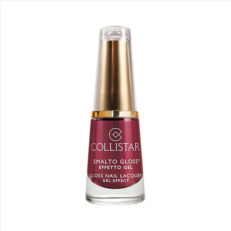 Collistar Smalto Gloss Effetto Gel Colore n 582 Rosso Lacca 6 ml
