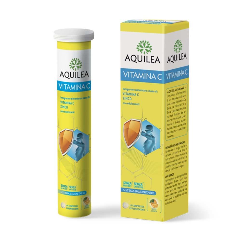 AQUILEA VITAMINA C 14CPR EFFER-942047960