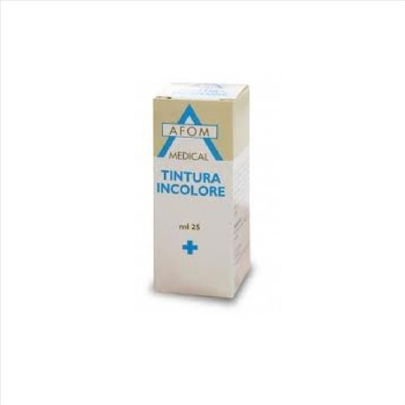A.F.O.M. Tintura Incolore Unghie 25 ml