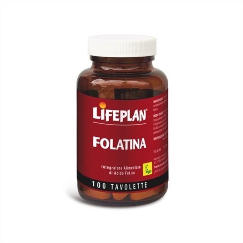 Lifeplan Folatina Integratore Alimentare 100 Tavolette