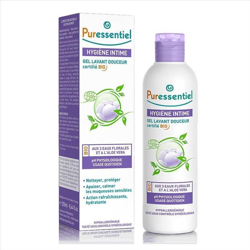 Puressentiel Gel Intimo Lavante Delicato Bio 500 ml