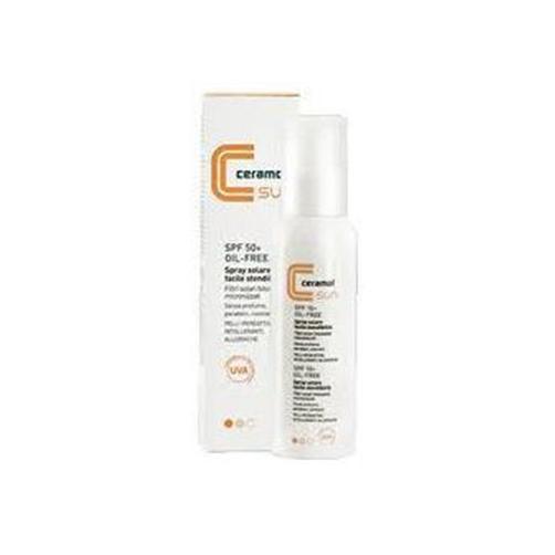 Ceramol Sun Spray Spf 50+ Spray Solare 125 ml