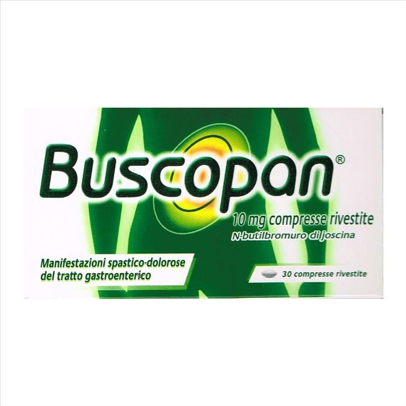 Buscopan 10Mg Compresse Rivestite, 30 Compresse Rivestite offerta