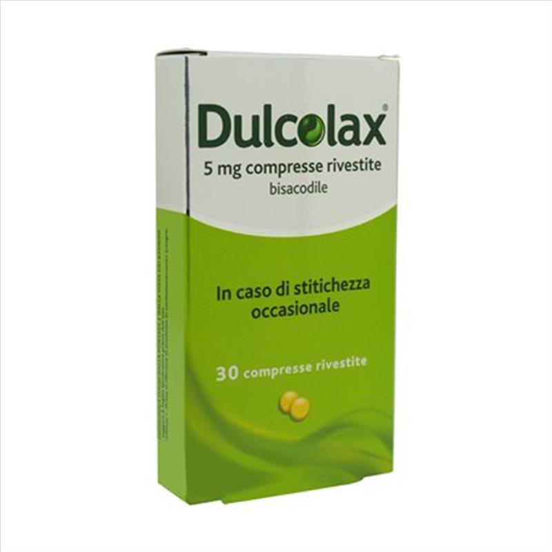 Dulcolax 30Cpr Riv 5Mg offerta