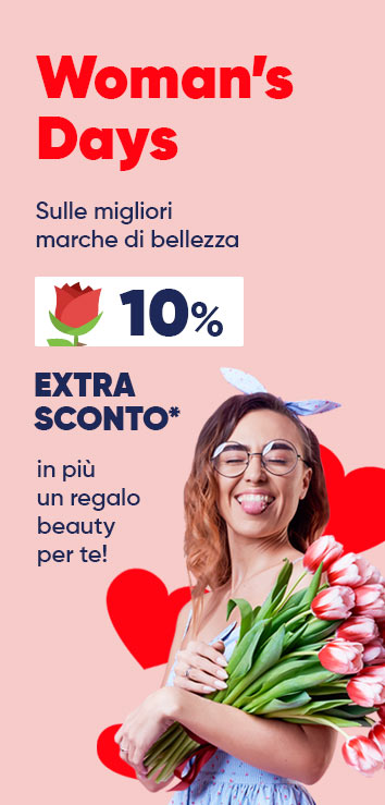 Women's Day: trova il regalo perfetto su Semprefarmacia.it