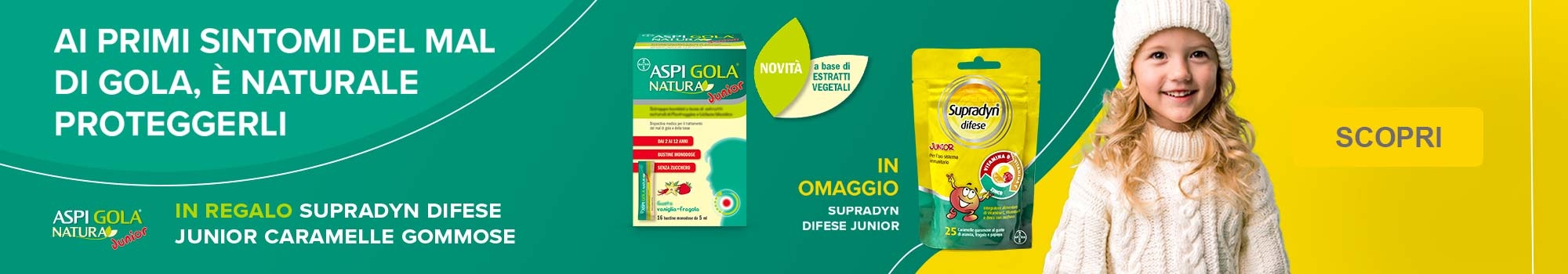 aspi gola natura junior