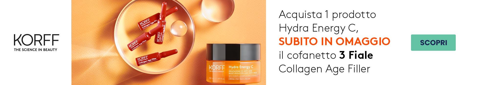 korff hydra energy c