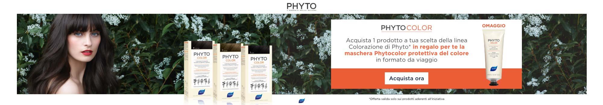 phytocolor maschera protettiva del colore