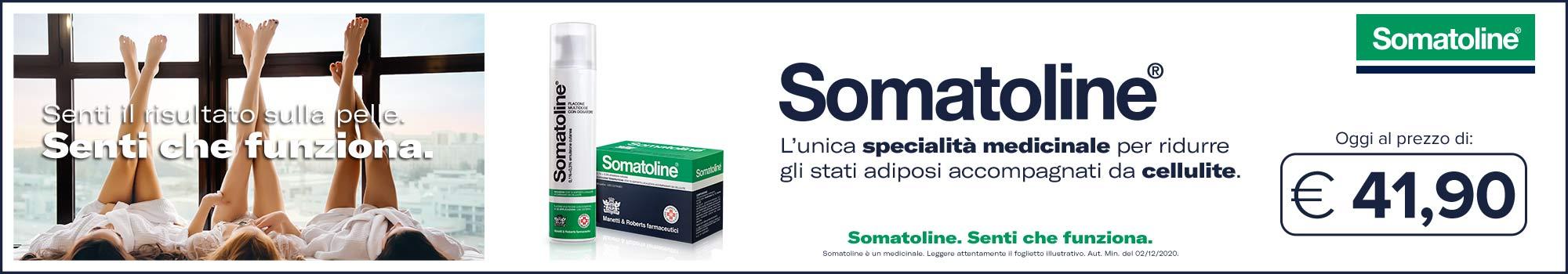 somatoline anticellulite