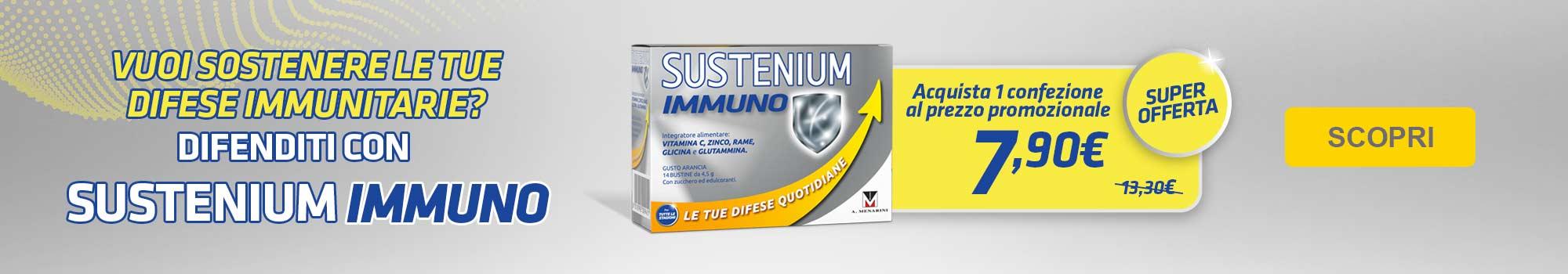 sustenium immuno energy